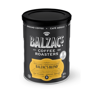 Balzac's - Ground Coffee - Balzac's Blend (10oz)