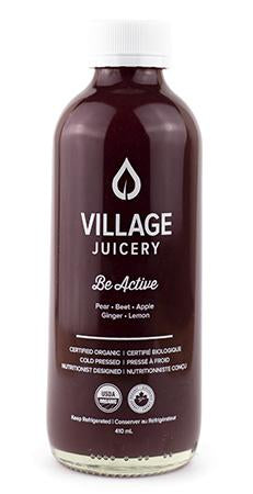 Be Active - Village Juicery (410ml)
