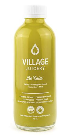 Be Calm - Village Juicery (410ml)