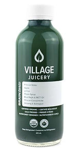 Brain Tonic - Village Juicery (410ml)