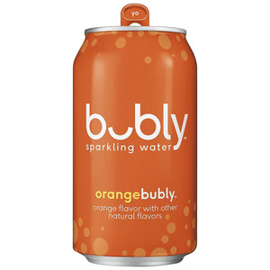 Bubly - Orange - (12x355ml)