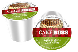 Cake Boss - Dulce de Leche Decaf  (24 pack) - Coffee - Pod - Recycling