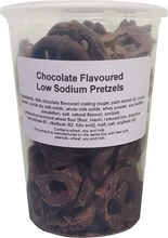 Load image into Gallery viewer, Chocolate Covered Pretzels ( 1 X 32oz Tub )