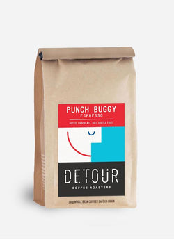 Detour - Whole Bean - Punch Buggy Espresso (300g)