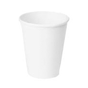 E2E - 10oz White Cups (sleeve of 50)