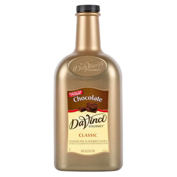 DaVinci - Gourmet - Chocolate Sauce (1/2 Gallon)
