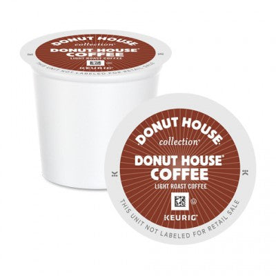 Donut House Coffee - Light (24 pack)
