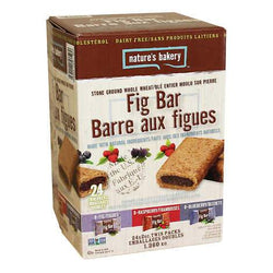 Nature's Bakery Fig Bars - Variety Pack (24x57g)