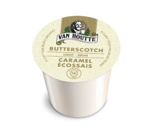 Van Houtte - Butterscotch  (24 pack) - Coffee - Pod - Recycling