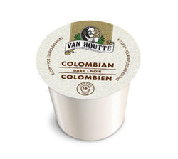 Van Houtte - Colombian Dark  (24 pack) - Coffee - Pod - Recycling
