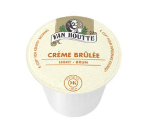 Van Houtte - Crème Brule  (24 pack) - Coffee - Pod - Recycling