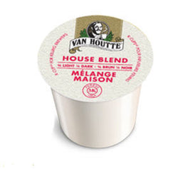 Van Houtte - House Blend  (24 pack) - Coffee - Pod - Recycling