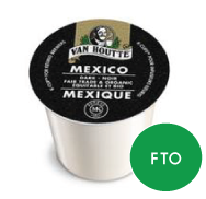 Van Houtte - Mexican Fair Trade Organic  (24 pack)