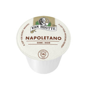 Van Houtte - Napoletano  (24 pack) - Coffee - Pod - Recycling