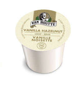 Van Houtte - Vanilla Hazelnut  (24 pack) - Coffee - Pod - Recycling