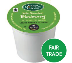 GMCR - Fair Trade Wild Mountain Blueberry  (24 pack)