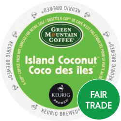GMCR - Island Coconut  (24 pack)
