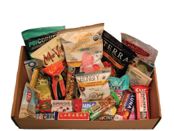Snack Box - NUT FREE -(various sizes)