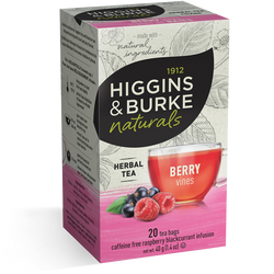 Higgins & Burke - Berry Vines (20 bags) - Tea - Tea Bags