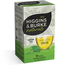 Higgins & Burke - Forest Valley Green (20 bags) - Tea - Tea Bags