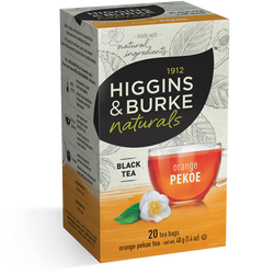 Higgins & Burke - Orange Pekoe (20 bags) - Tea - Tea Bags