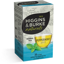 Higgins & Burke - Peppermint Patch (20 bags) - Tea - Tea Bags