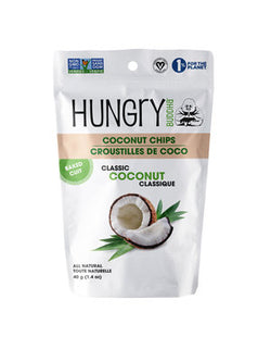 Hungry Buddha - Classic Coconut Chips (12x28g)