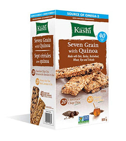 Kashi Seven Grain with Quinoa Bars - Variety Pack (40 Bars)
