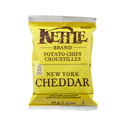 Kettle Chips - New York Cheddar (24x45g)