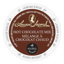 Laura Secord - Hot Chocolate (24 pack) - Hot Chocolate - Pod - Recycling