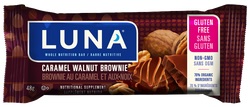 Luna Bar - Caramel Walnut (15x48g)