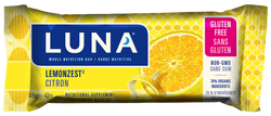 Luna Bar - Lemonzest (15x48g)