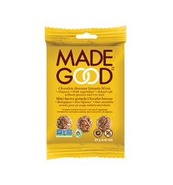 Made Good - Granola Minis - Banana Chocolate (4x24g)