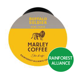 Marley Coffee - Buffalo Soldier  (24 pack)