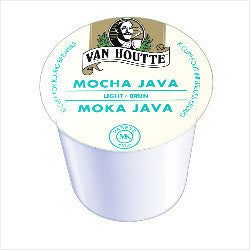 Van Houtte - Mocha Java  (24 pack) - Coffee - Pod - Recycling