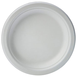 "New-Wave - 6"" Compostable Paper Plates (125 pack)"