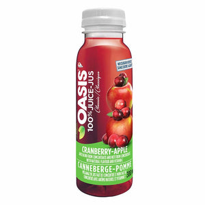 Oasis Cranberry-Apple Juice (24x300ml)