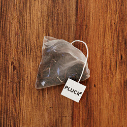 Pluck - Earl Grey Cream (50 bags)- LARGE BAG