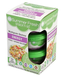 Summer Fresh Salad - Multigrain Quinoa Energy  (3x115g)