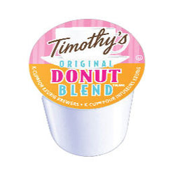 Timothy's - Donut Blend  (24 pack) - Keurig - Pod - Recycling