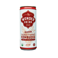 Kombucha - Wonder Drink - Traditional (24x250ml)