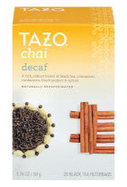 Tazo Tea - Chai Decaf (24 bags) - Tea - Tea Bags