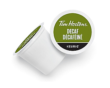 Tim Hortons - DECAF (24 pack)