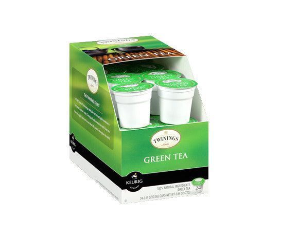 Twinings - Tea - Green Tea  (24 pack) - Tea - Pod - Recycling