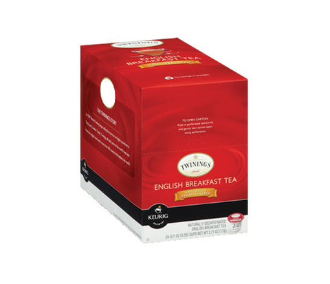Twinings - Tea - English Breakfast  (24 pack) - Tea - Pod - Recycling