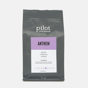 Pilot - Whole Bean - Anthem (12oz)