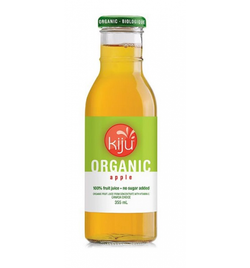Kiju - Organic Apple Juice - Glass (12x355ml)