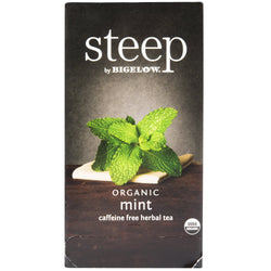 Steep by Bigelow - Organic Mint (20 bags)