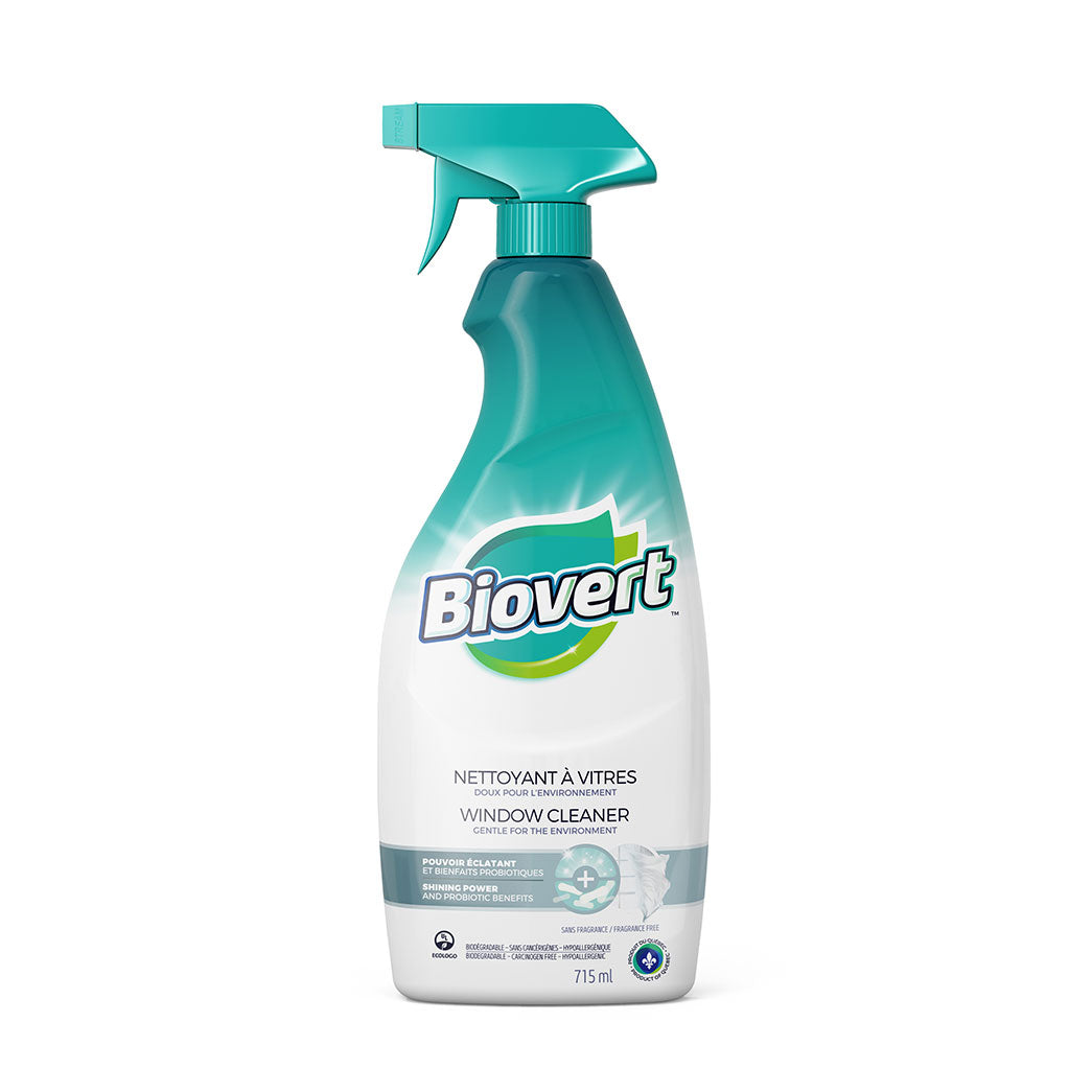 Biovert - Window Spray Cleaner (715ml)