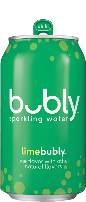 Bubly - Lime- (12x355ml)